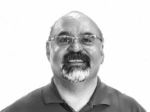 Headshot of Ruben J Garcia, LCDC